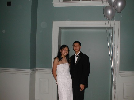 YFC Prom, January 2004